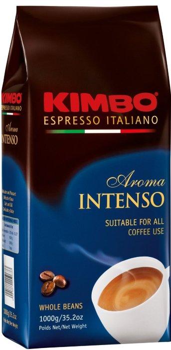 Кофе в зернах КИМБО KIMBO Aroma Intenso 1кг