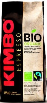 Кофе в зернах КИМБО KIMBO  INTEGRITY BIO 1кг