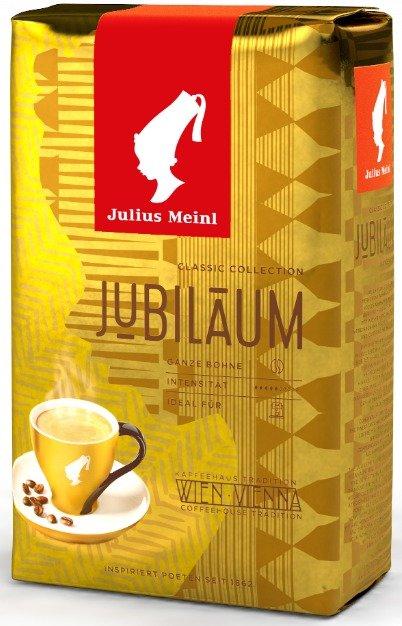 Кофе в зернах ЮЛИУС МЕЙНЛ JULIUS MEINL JUBILAUM  500г